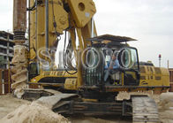 rotary drilling rigs for max torque 200kn.m rotating speed 8-27rpm