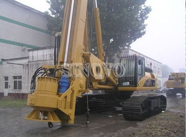 China Tipo 220KNm/100KNm CAT330D TR220W baixo do equipamento da perfuração do CFA 65T fábrica